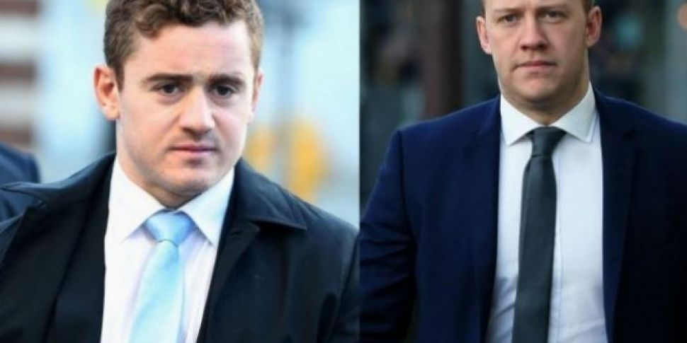 Rugby Rape Trial Hears From Ta...