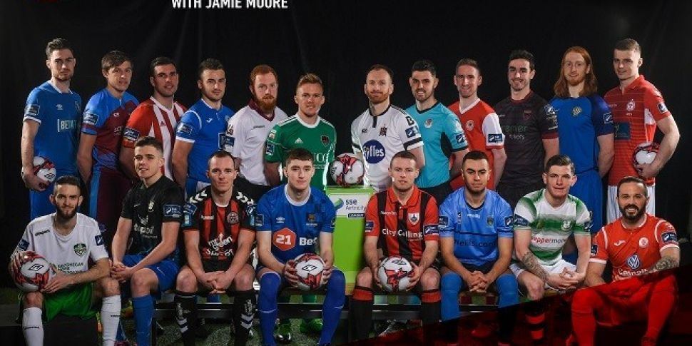 The League Of Ireland Podcast...