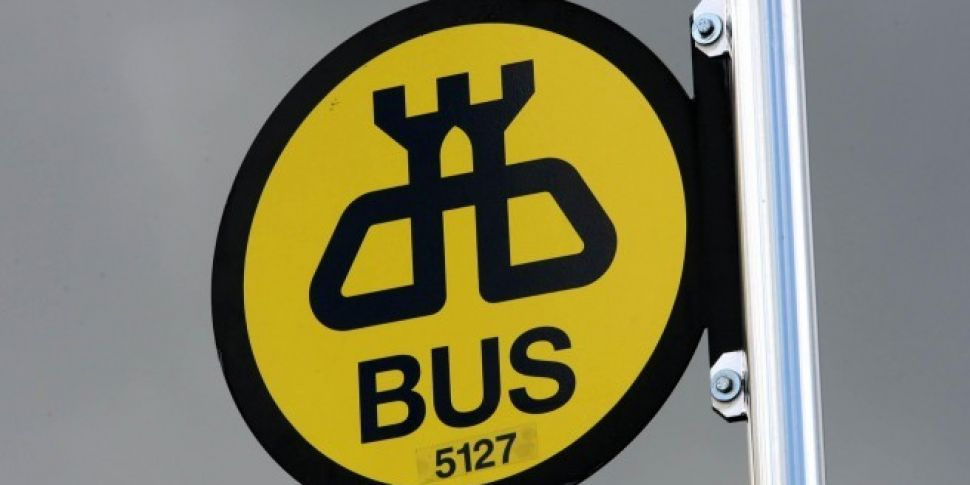 Dublin Bus Drivers Forced To P...