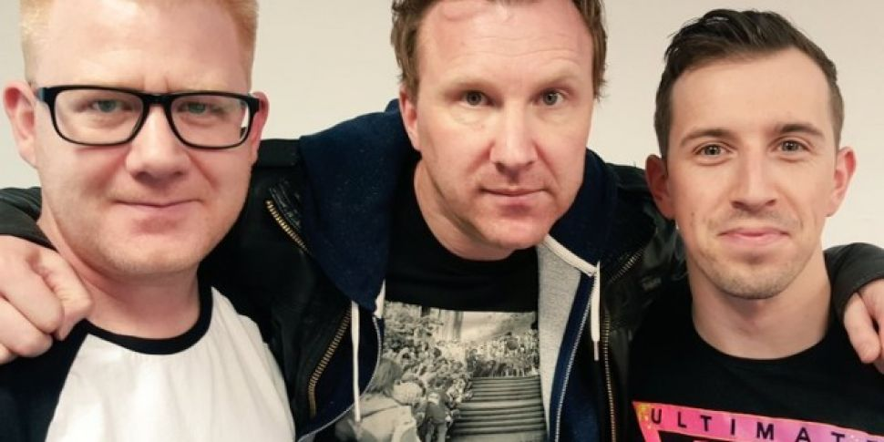 Jason Byrne On Why You Should Never Work With Animals