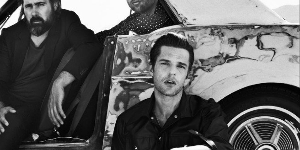 The Killers Announce Dublin Date