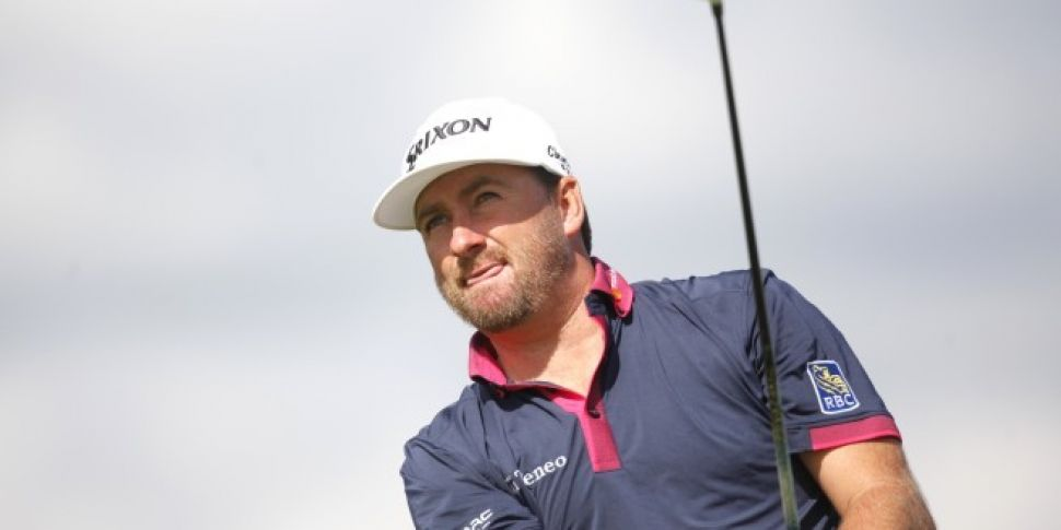 Patient Graeme McDowell Shares The Lead After Two Rounds At Genesis Open
