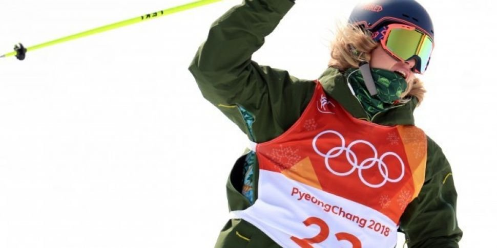"""""""Unbelievable dude"""" - Bubba Newby delighted with Winter Olympic performance"""