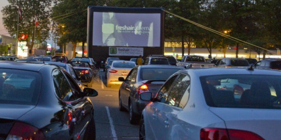 PJs & Pillows Drive-In Cinema Event Coming To Dublin This Easter