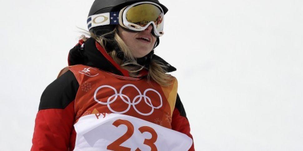 Elizabeth Swaney's last place finish makes headlines worldwide