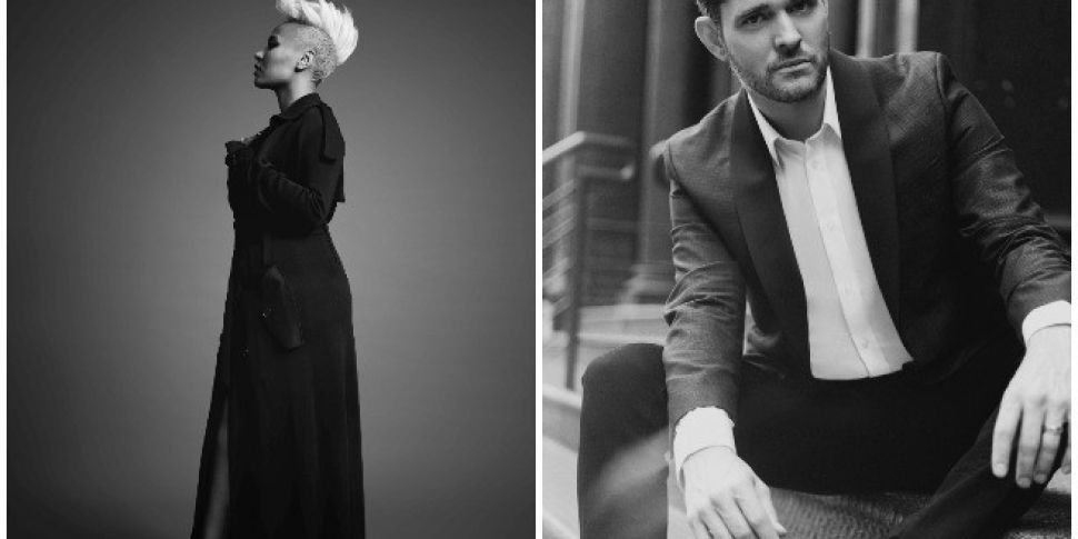 Emeli Sandé To Support Michael Bublé At Croke Park Gig