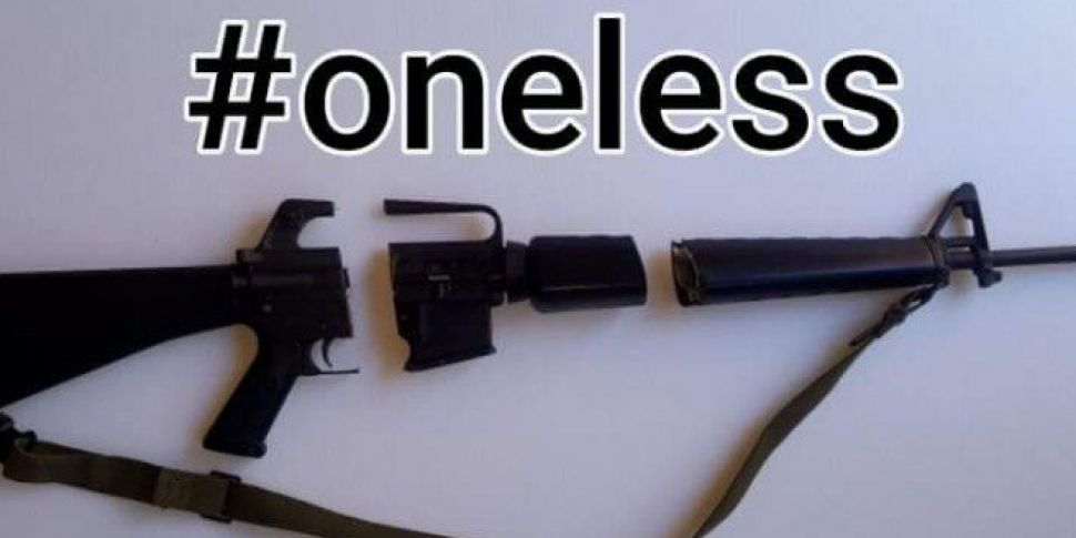 Americans Urged To Get Rid Of Powerful Guns In #OneLess Campaign