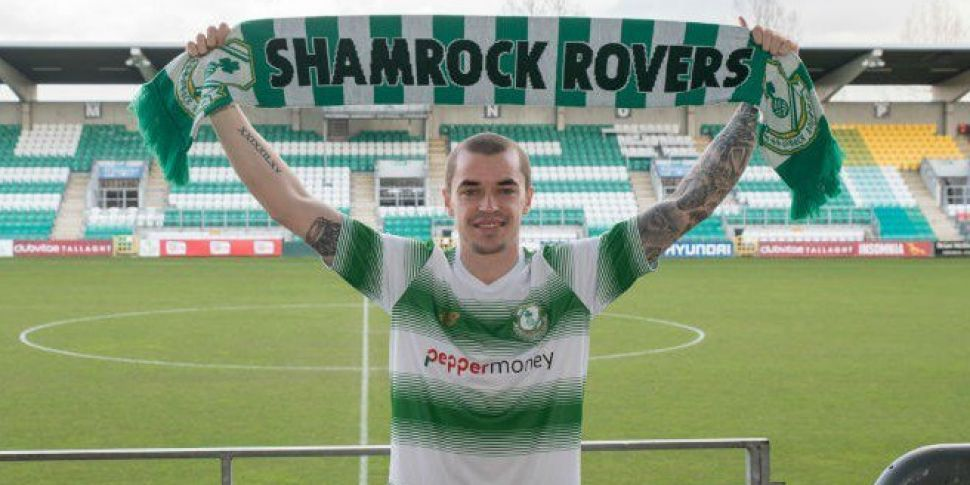 Shamrock Rovers beat Derry to signing of of ex-Fulham defender Sean Kavanagh