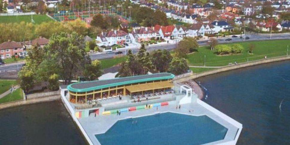 Clontarf Baths Bar To Open 'Towards The End Of Next Week'