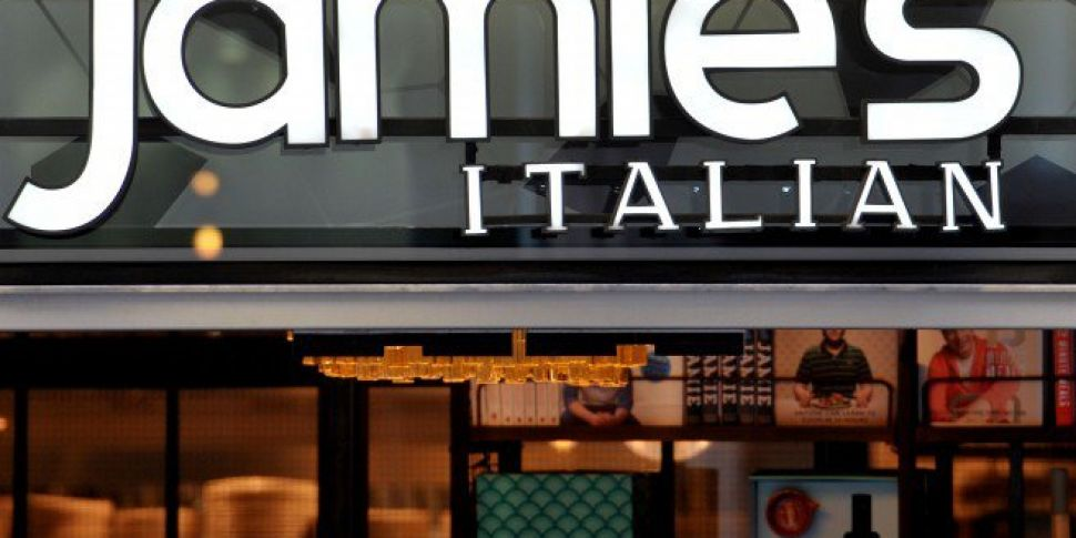 New Jamie Oliver Restaurant Planned For Dublin