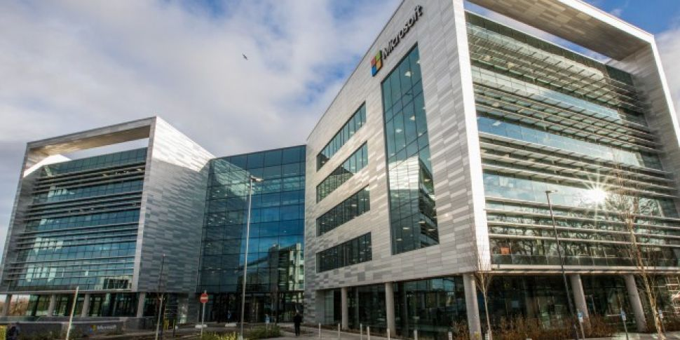 Microsoft Opens Massive New Dublin Base