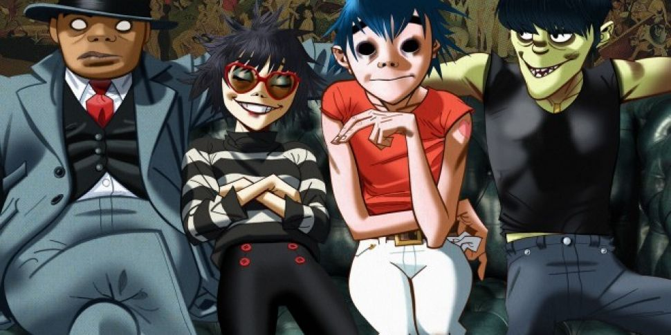 Gorillaz Announce Support Acts For Malahide Castle Gig