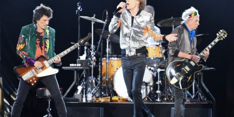Rolling Stones Announce Plans To Play Croke Park