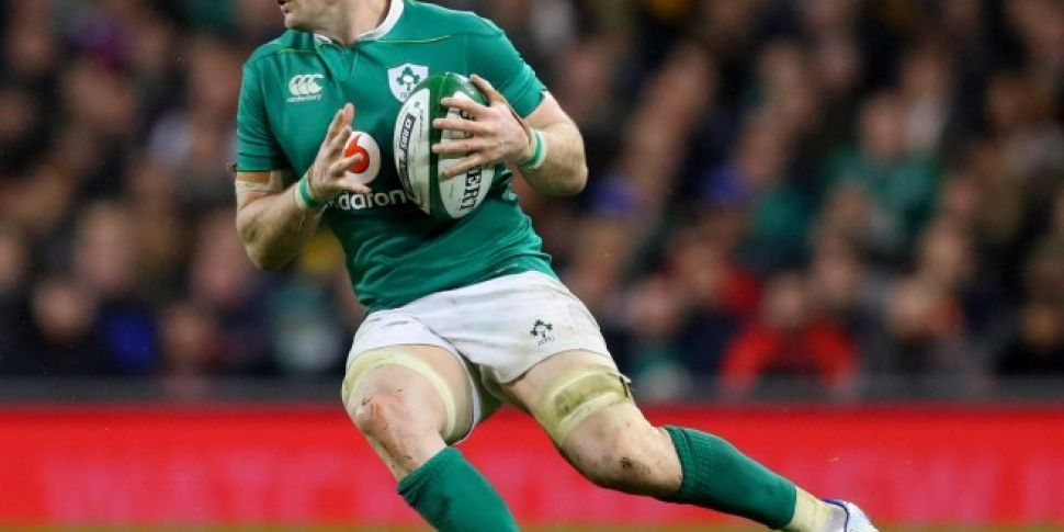 'It's Pretty Sad' For Heaslip's Career To End This Way - Keith Wood