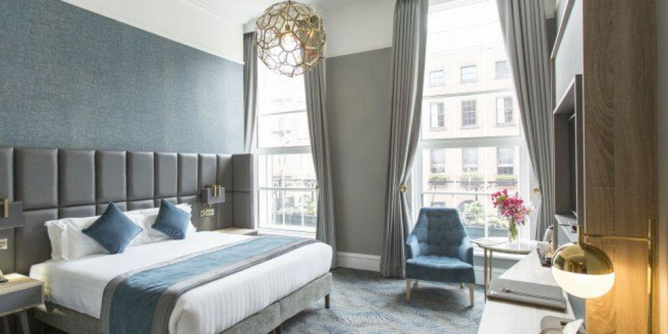Take A Look Inside Dublin's Newest Hotel