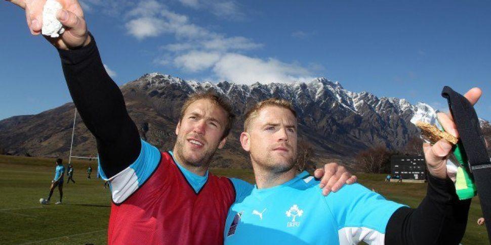 Stephen Ferris and Eddie O'Sullivan pay their personal tributes to Jamie Heaslip