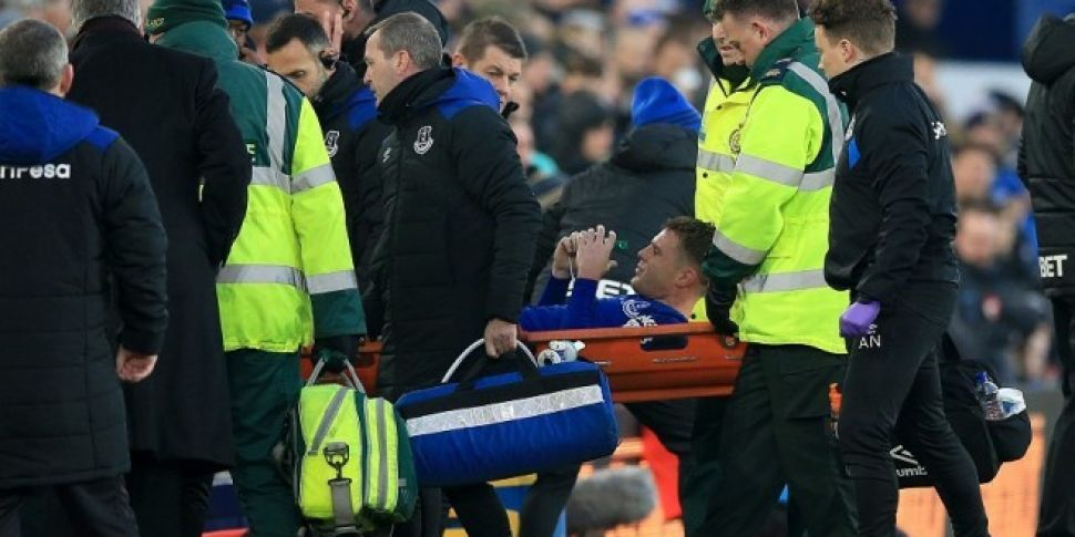 James McCarthy could return for Everton in pre-season