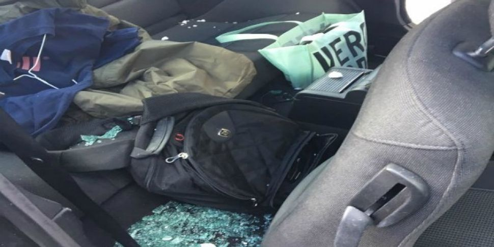 Dublin Mothers Car Attacked In Donaghmede With Snowballs Filled With Rocks
