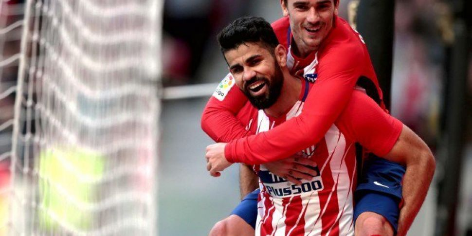 Is Diego Costa's return the cause of Griezmann's resurrection in form?
