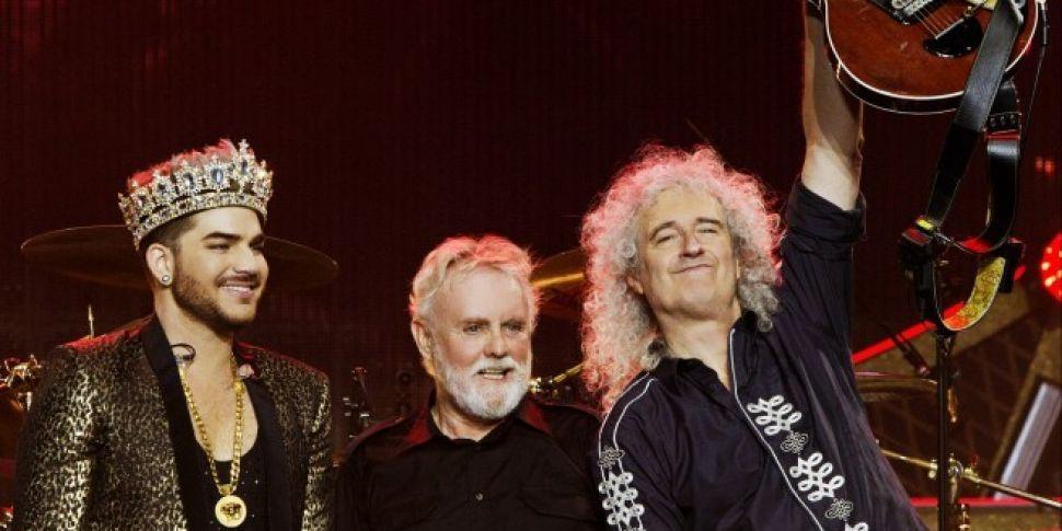 Queen & Adam Lambert Announce Marlay Park Gig