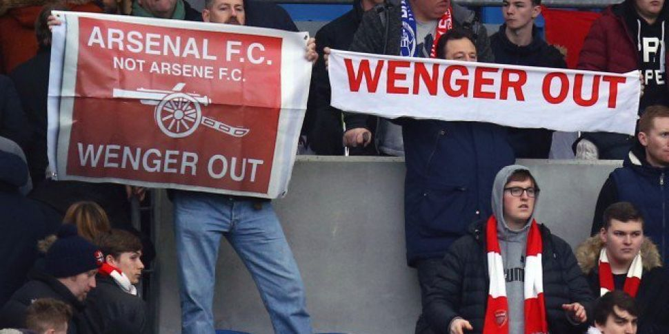 """""""It's Easy To Take The Trousers Off"""" - Wenger On Arsenal's Poor Form"""