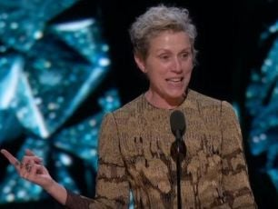 Watch All Of The Best Speeches From Last Night's Oscars