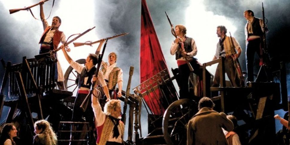 Les Misérables The Musical Is Coming To Dublin
