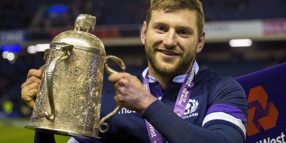 Keith Wood explains why Ireland - Scotland could come down to which Finn Russell turns up
