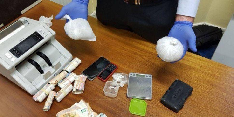 Heroin Found At Oliver Bond Flats