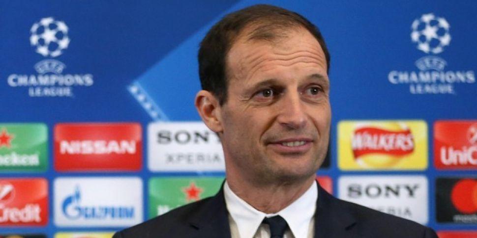 """""""Juventus hate coming to Lon..."""