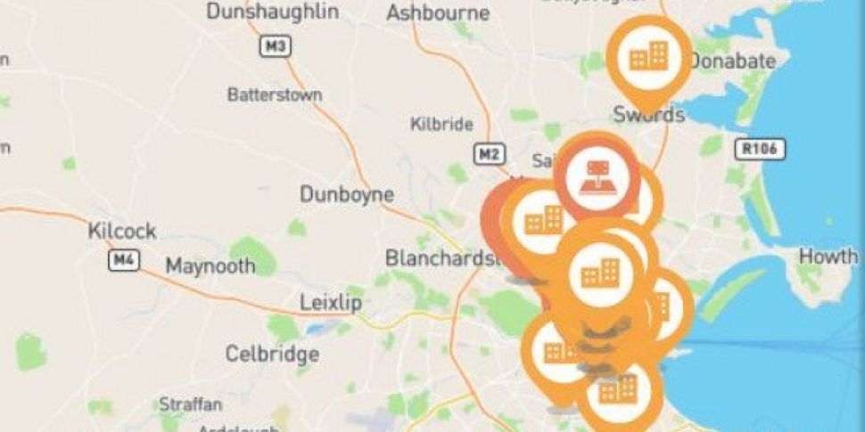 Re-Using Dublin App Launched To Highlight Derelict Houses