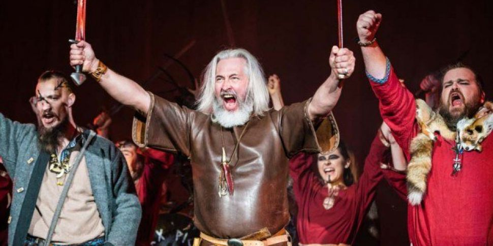 A Viking Festival Is Taking Place In Dublin This Month