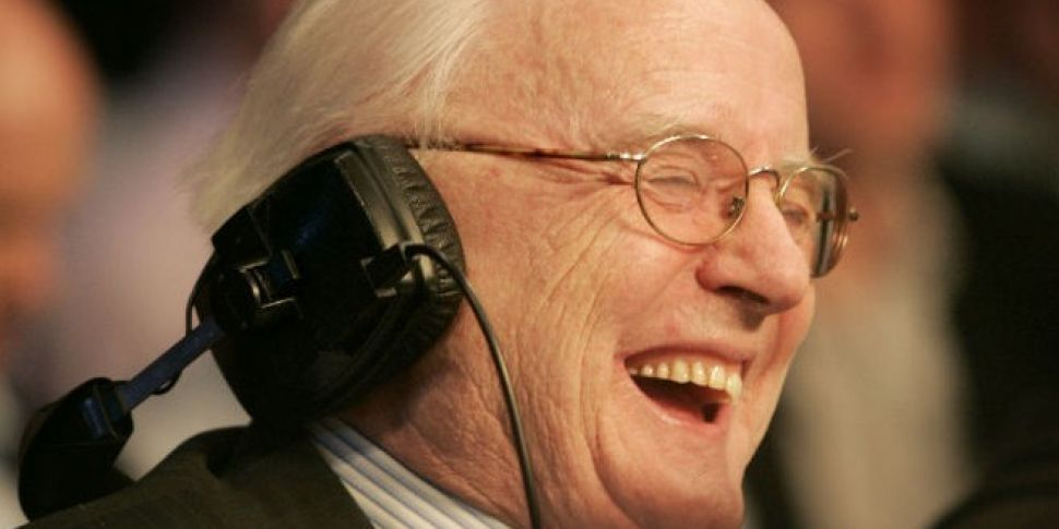 FAI to honour late Irish sports broadcasting legend Jimmy Magee