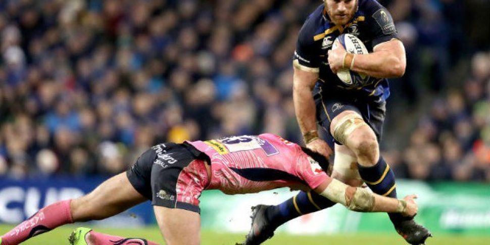 Leinster set to roll Tullow Tank out at Scarlets tomorrow night
