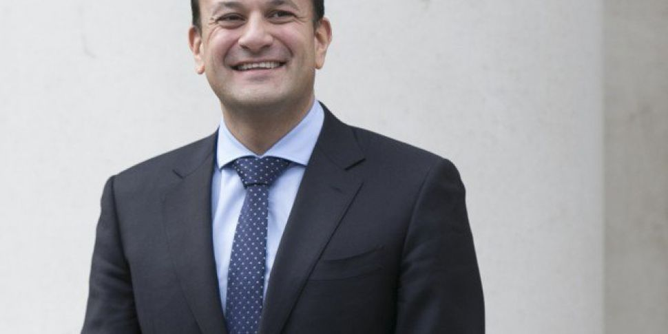 Leo Varadkar Begins St. Patrick's Day Visit To USA