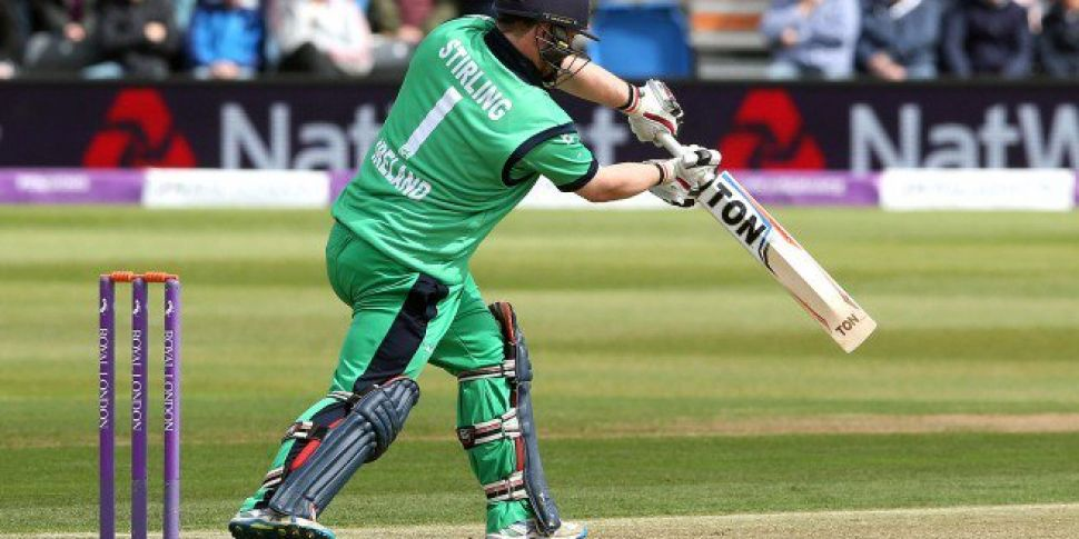 Stirling And Porterfield Fire Ireland Into Cricket World Cup Qualifier Super Sixes