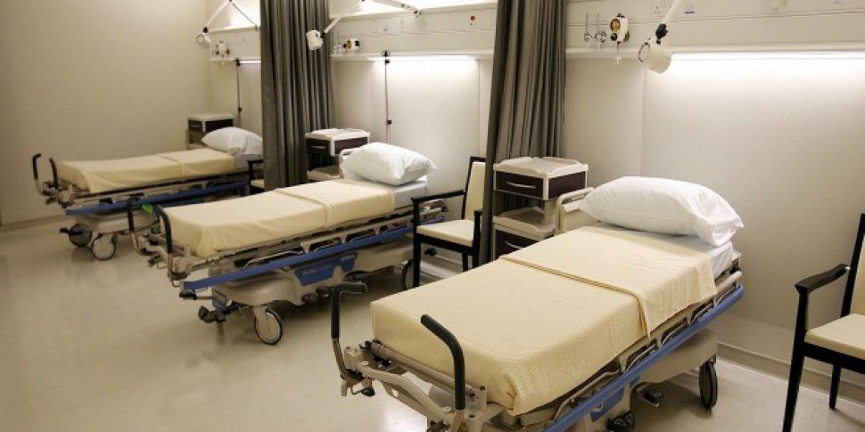 New Record High Numbers Waiting On Hospital Trolleys