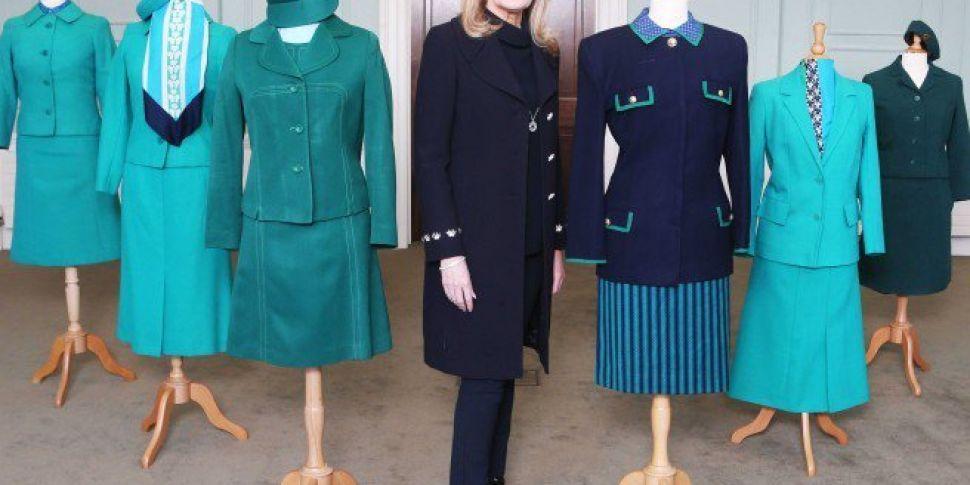 Aer Lingus Grounds Cabin Crew Uniform