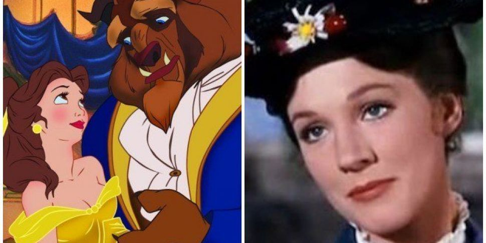 Beauty And The Beast & Mary Poppins Announced For Retro Drive-In Movies