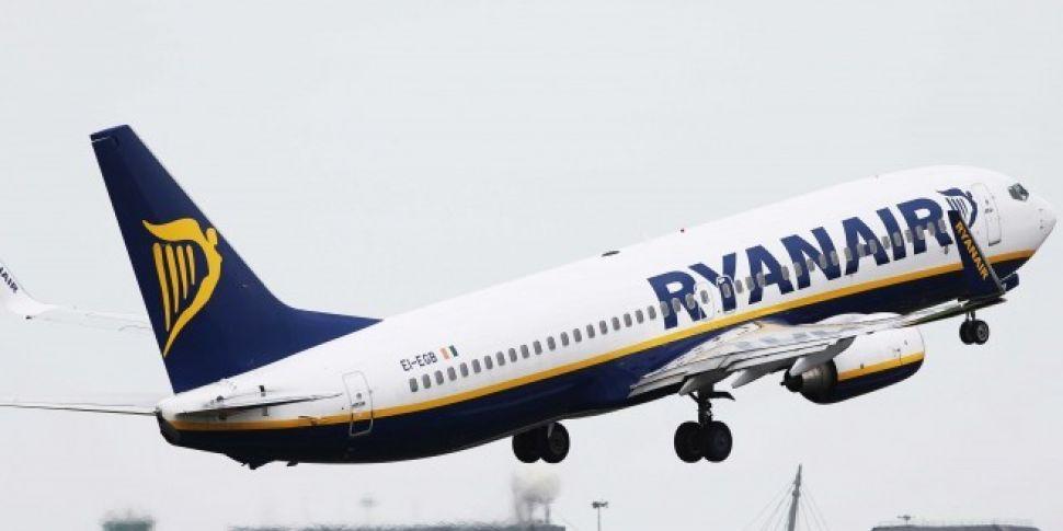 Talks Aimed At Resolving Ryanair Dispute Get Under Way Today