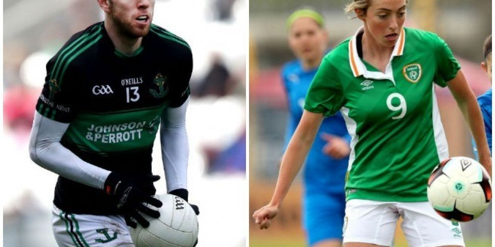 """She is a motivation for me"" - Nemo Rangers' Luke Connolly on his international soccer sister"