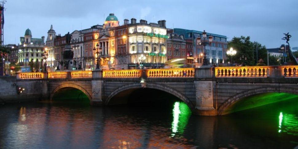 Dublin Ranks Ahead Of Paris & London In Quality Of Living Survey