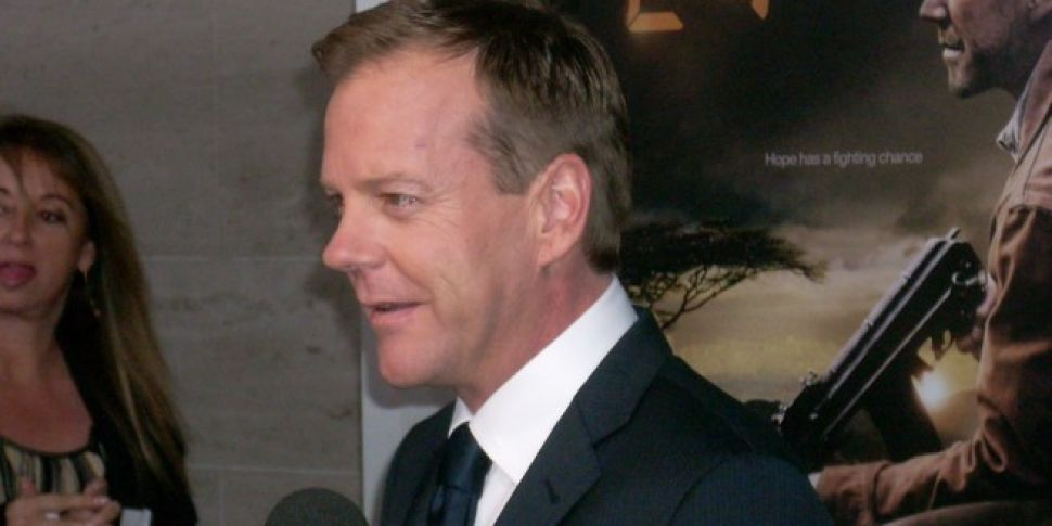 Kiefer Sutherland To Play Dubl...
