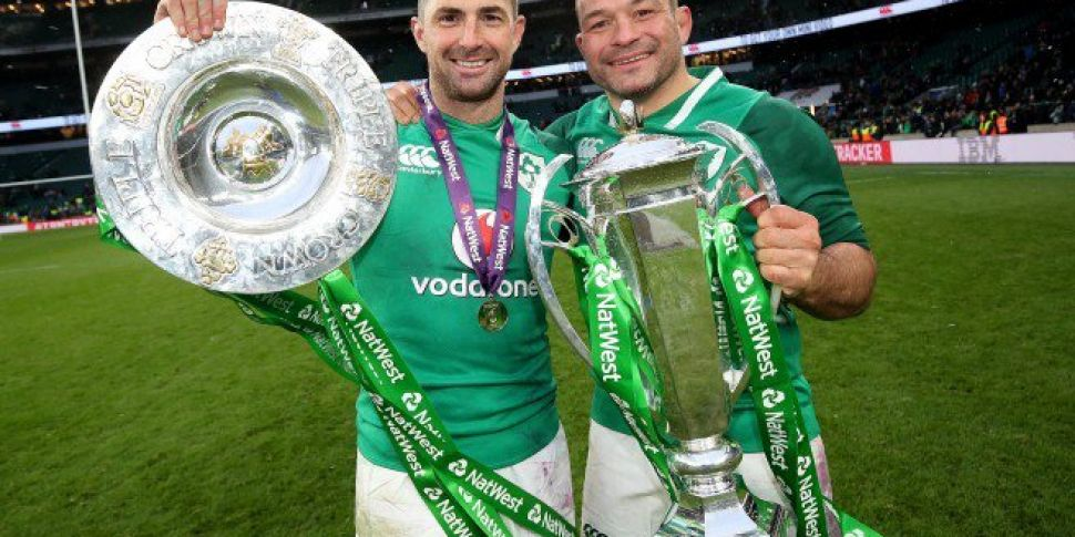 Rory Best and Rob Kearney sign new IRFU deal