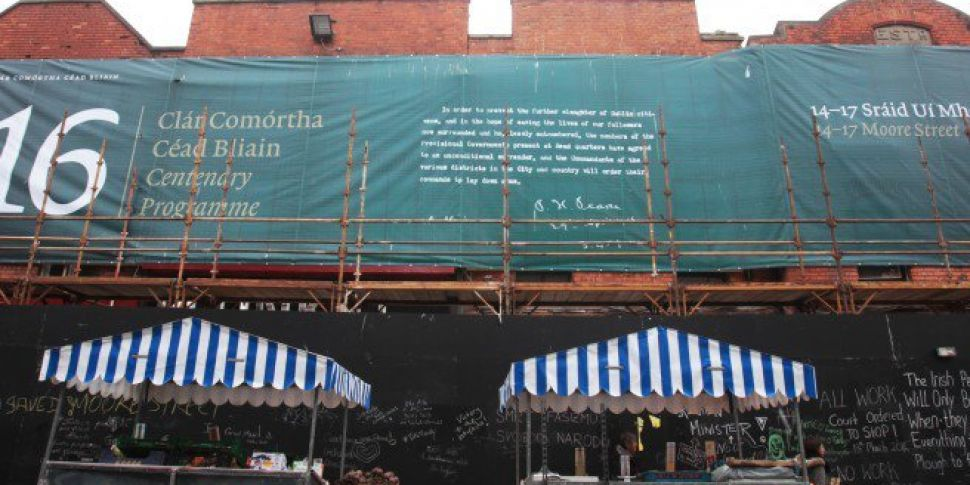 Moore Street Campaigners Prepare For Fresh Court Battle