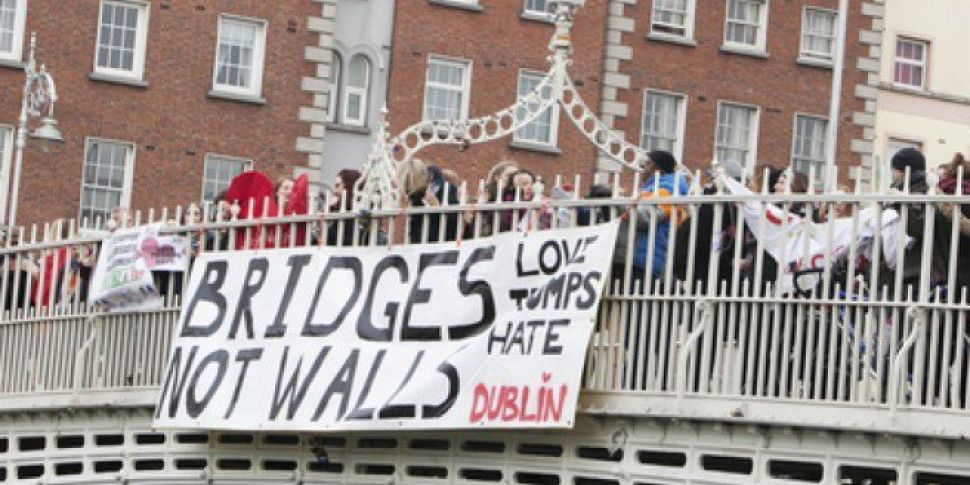 Trump Gets Permission To Build Wall... In Ireland