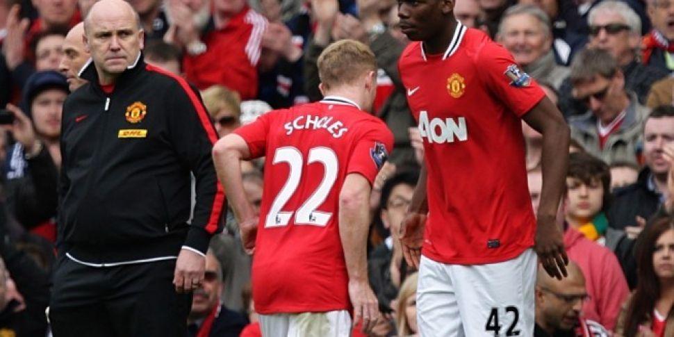 Jose Mourinho takes aim at Paul Scholes
