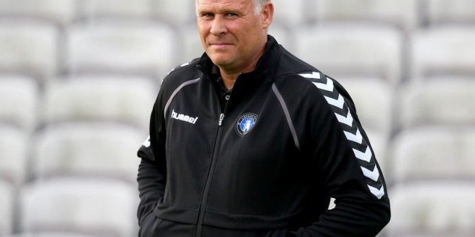 Limerick FC lose manager the day pre-season training is due to begin