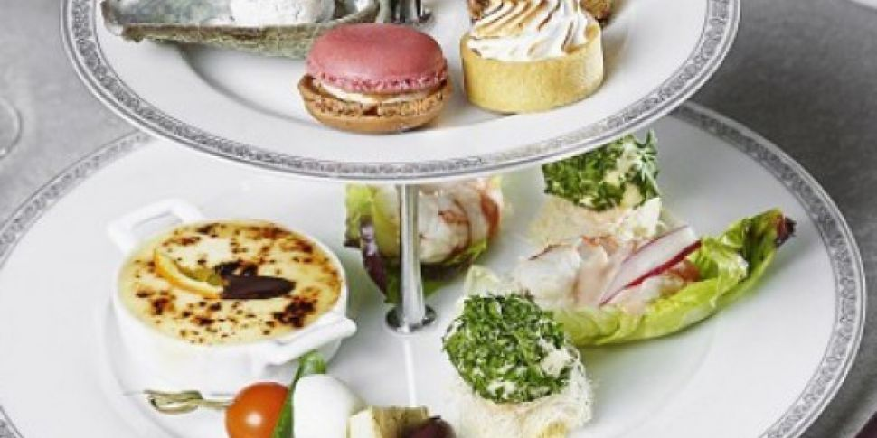 Chocolate Themed Afternoon Tea Is Coming To Brown Thomas