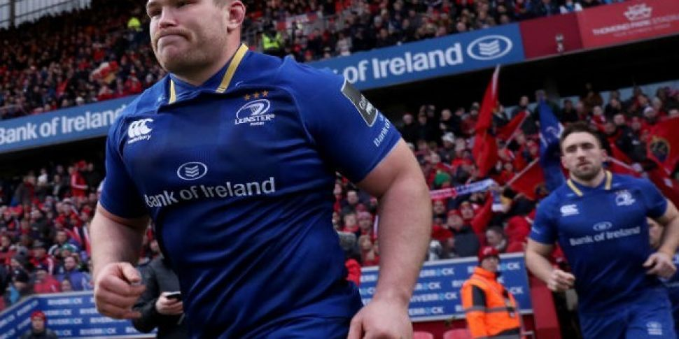 Leinster Lion Rediscovers His...